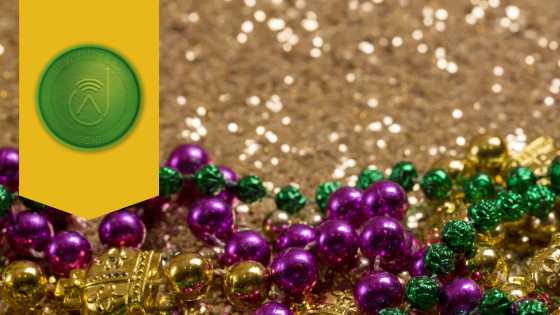 12 Days of Mardi Gras