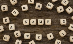 naming your brand